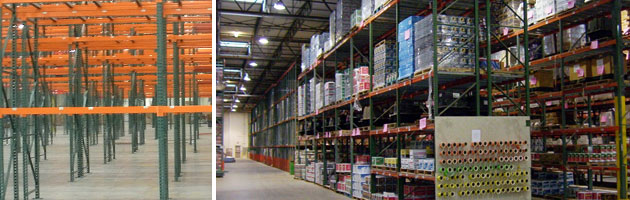 Choosing Pallet Racks as Material Handling Equipment