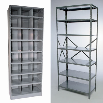 Steel Shelving photo